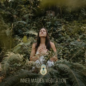 Inner Maiden Meditation by Sharon Balsamo, The Waking Journey