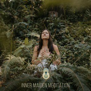 Inner Maiden Meditation by Sharon Balsamo, The Waking Journey